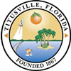 Official seal of Titusville, Florida