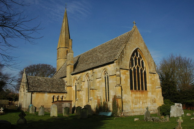 St Mary the Virgin parish church, Sedgeberrow, Worcestershire