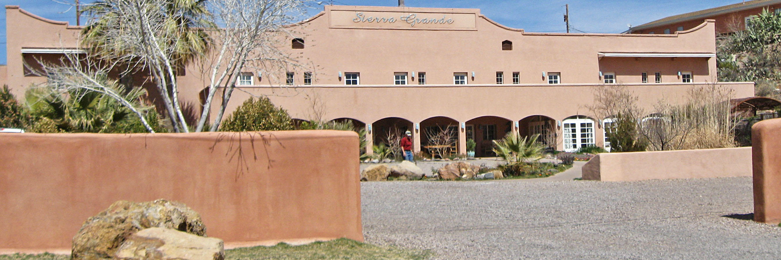 Sierra Grande Lodge Spa Truth Or Consequences Nm