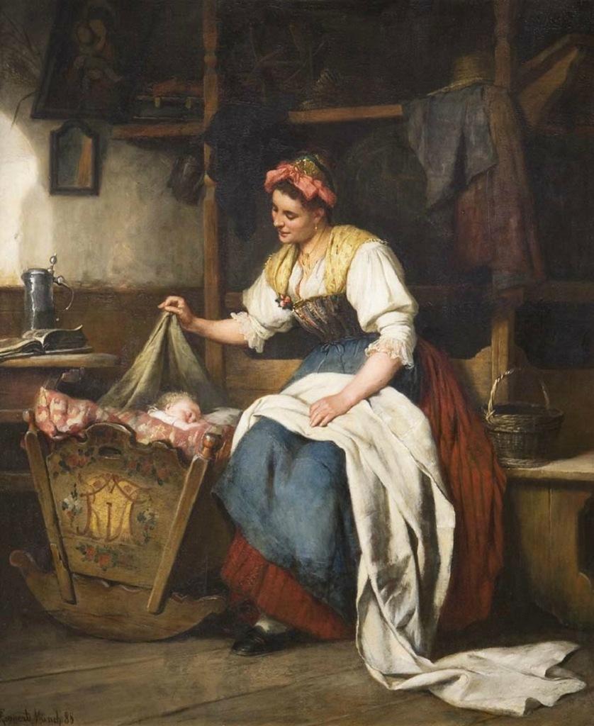 Genremalerei 19. jahrhundert  Sigmund Eggert – Wikipedia