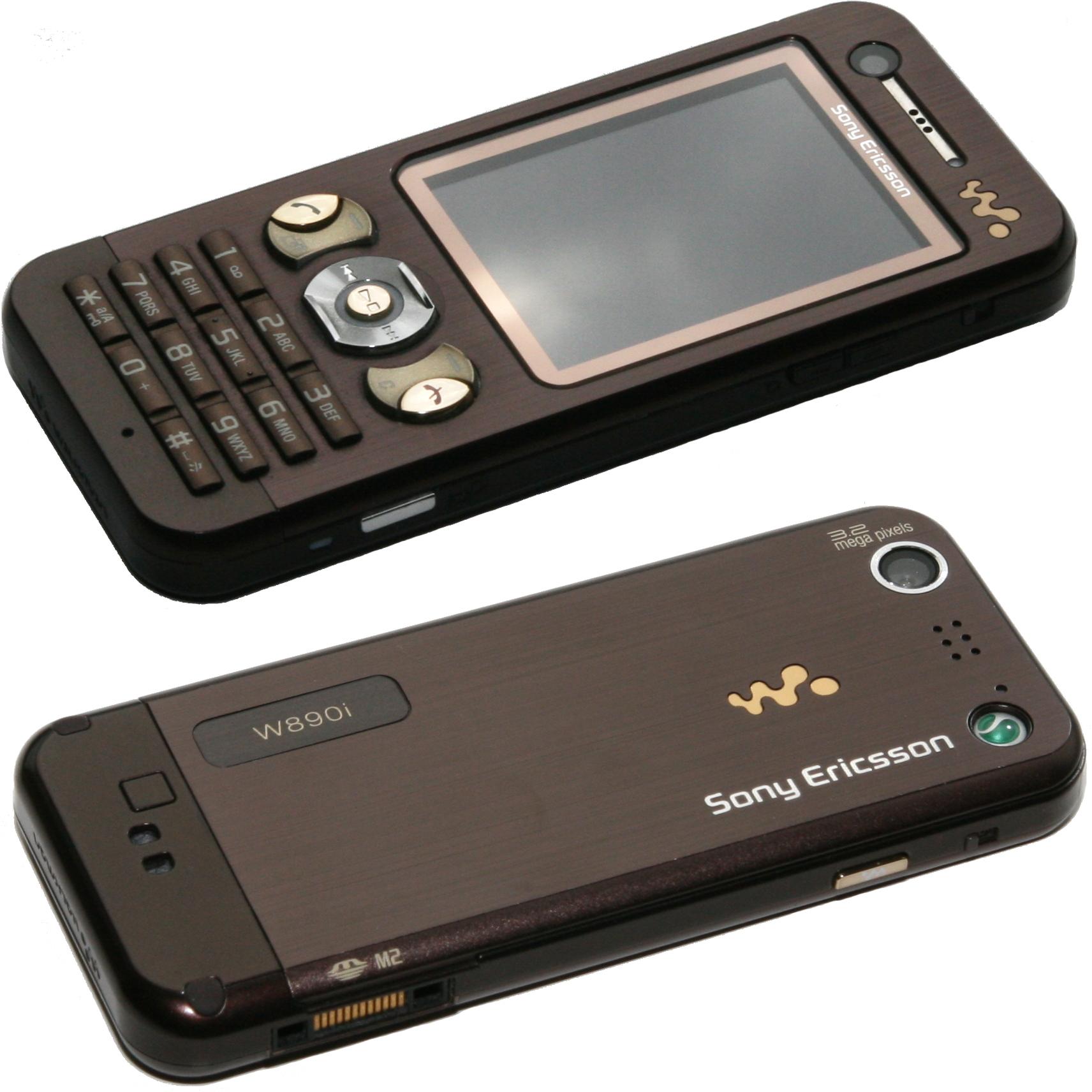 Sony b Ericsson /b W890i - b Википедия/b.