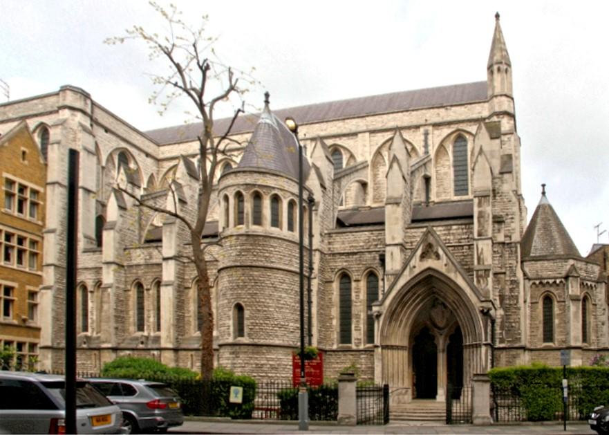 St James's, Spanish Place - Wikipedia
