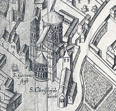St-Gereon-und-Christoph-Köln-1571-n-A-Mercator
