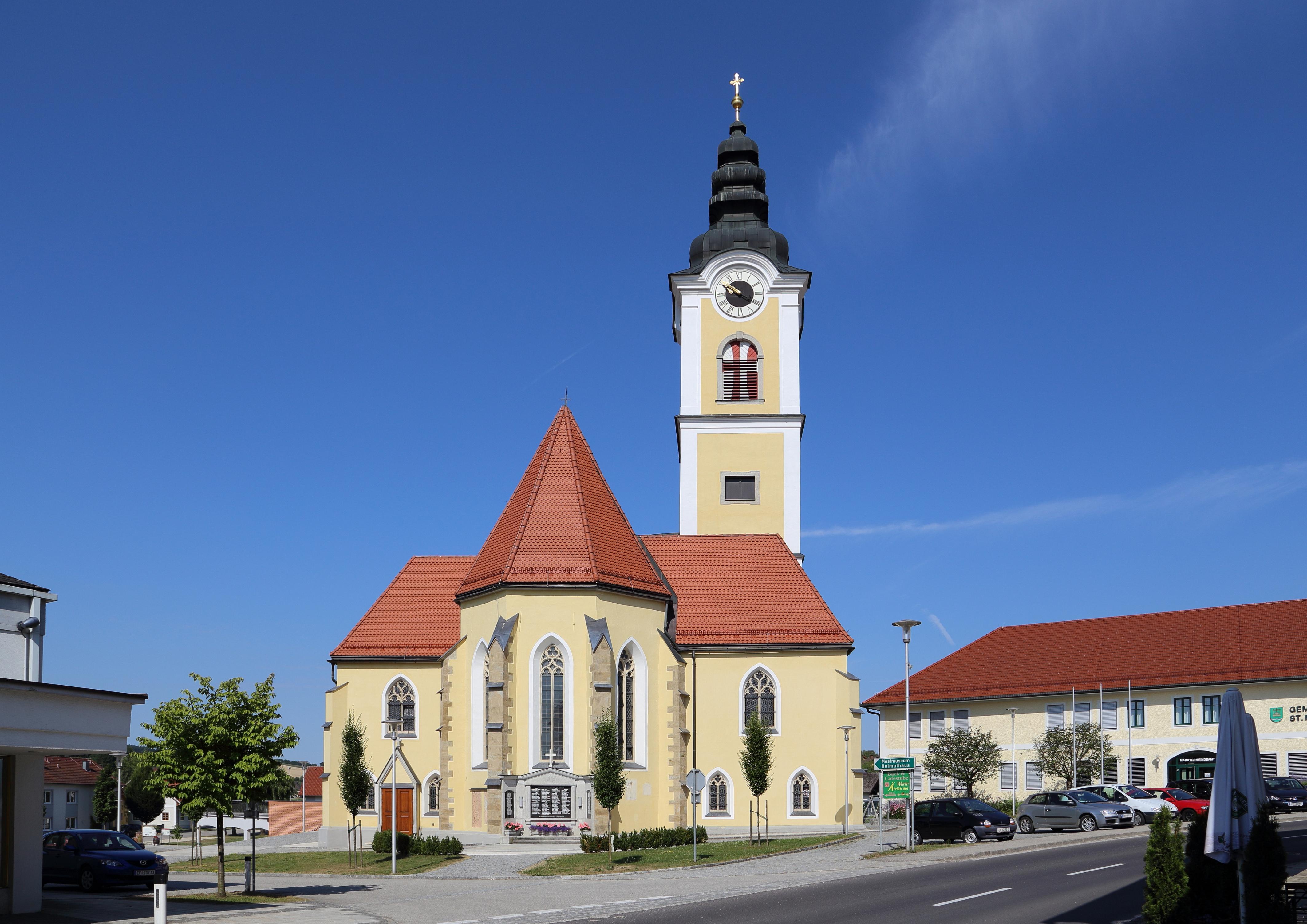 Sankt marienkirchen an der polsenz single mnner bezirk