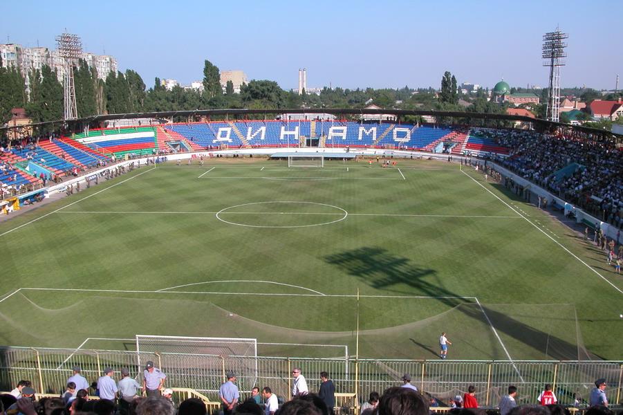 Dynamo Stadium (Makhachkala) - Wikipedia