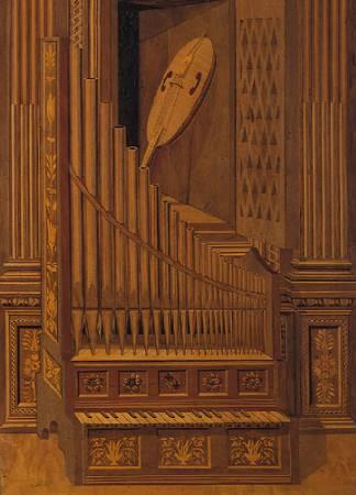 L 39 organo in opere d 39 arte pagina 2 generale forum for L organo portativo