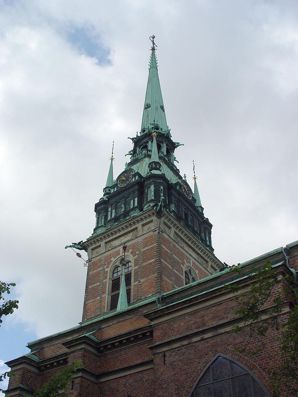 Bild av Tyska kyrkan