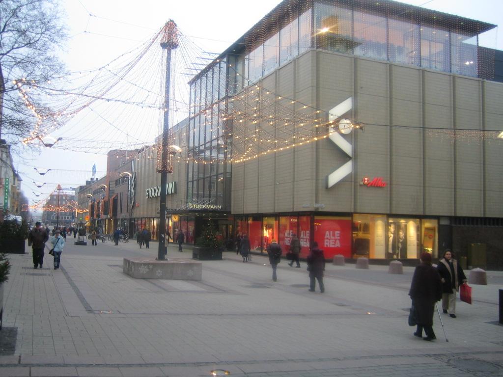 Stockmann Turku Lounas