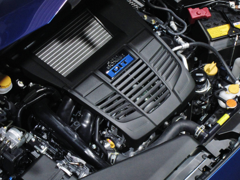 スバル・FA型エンジン