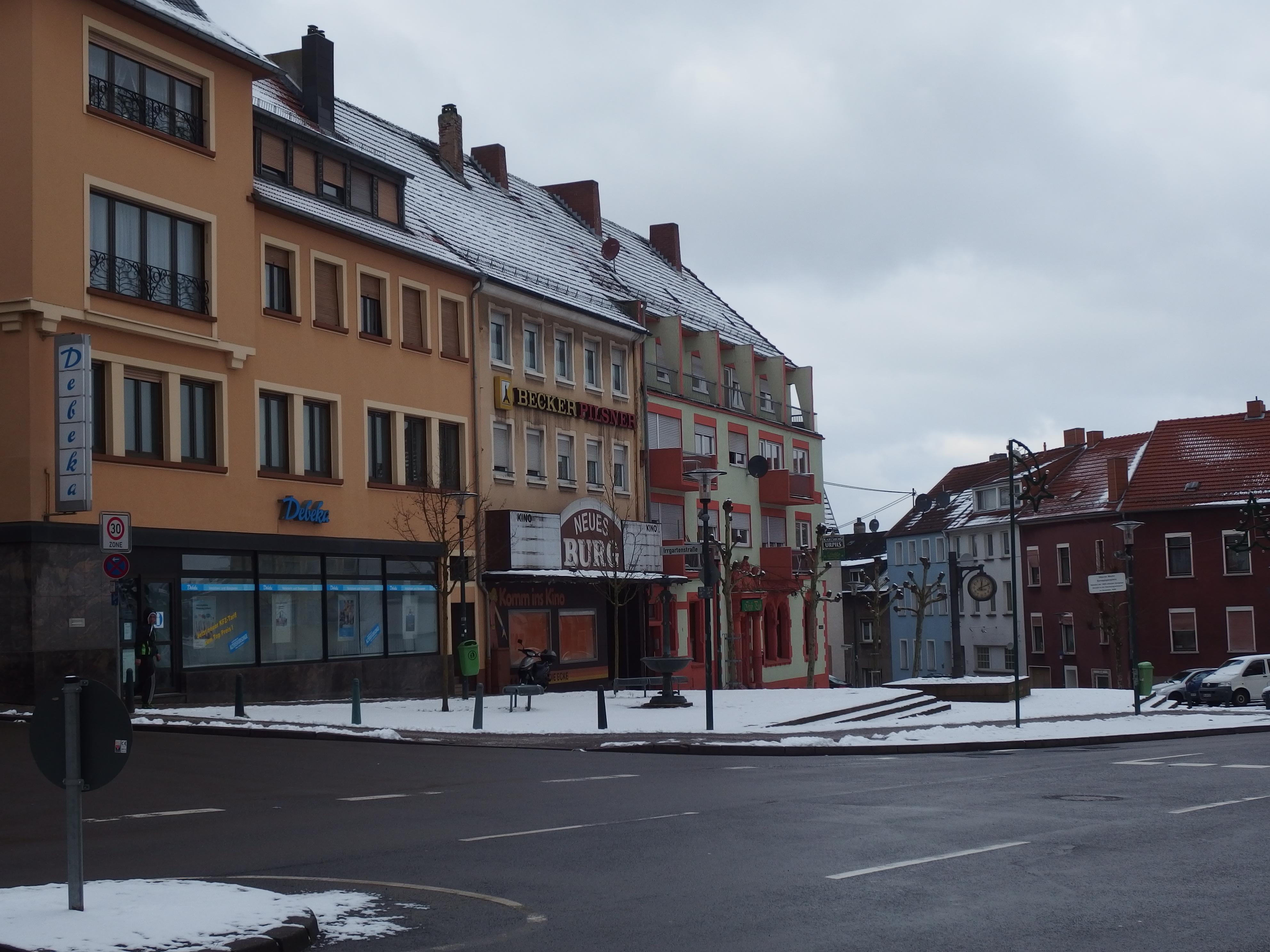 Szezonális éghajlati előrejelzés Neunkirchen számára - meteoblue