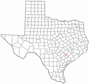 Hallettsville, Texas City in Texas, United States