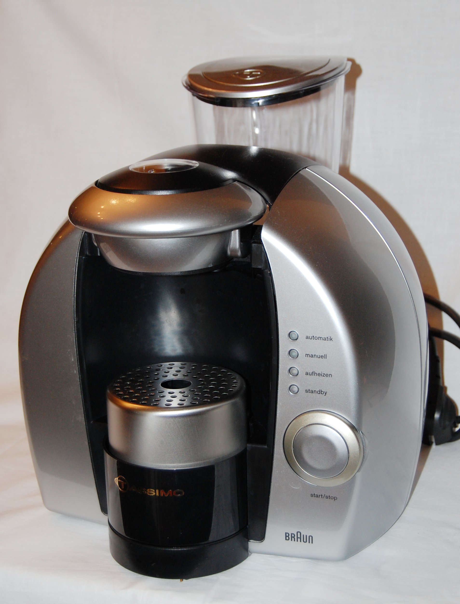 Braun Coffee Maker Repair Manual