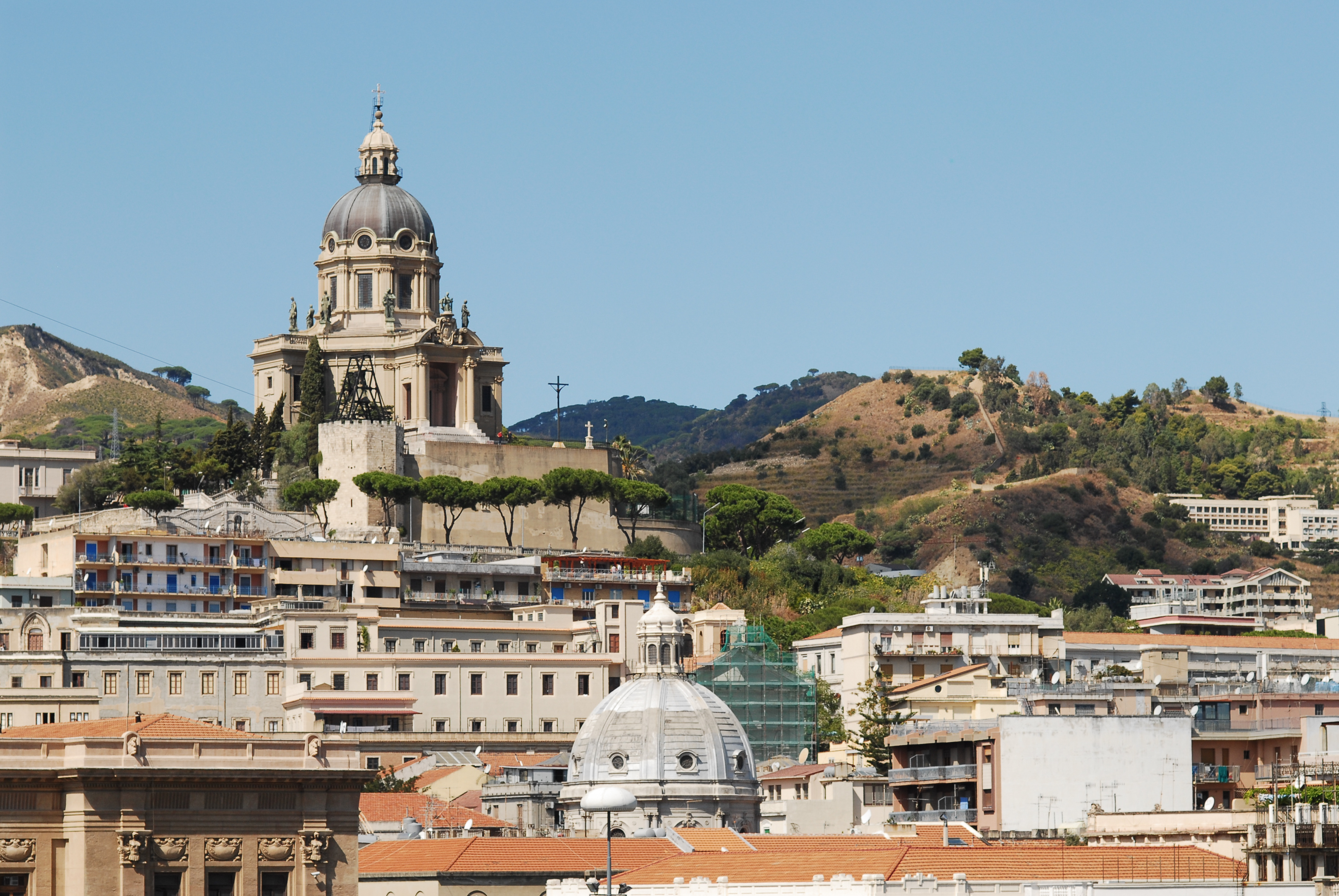 Messina Italy  City pictures : ... the streets of Messina. Island of Sicily, Italy, Southern Europe