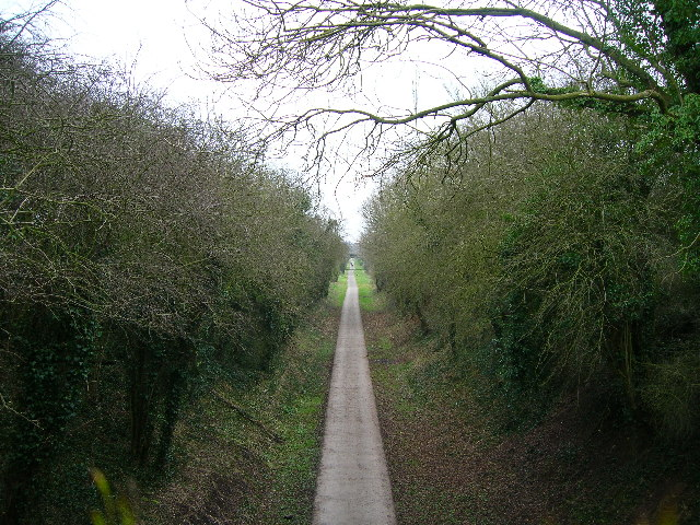 The Cloud Trail - geograph.org.uk - 120459