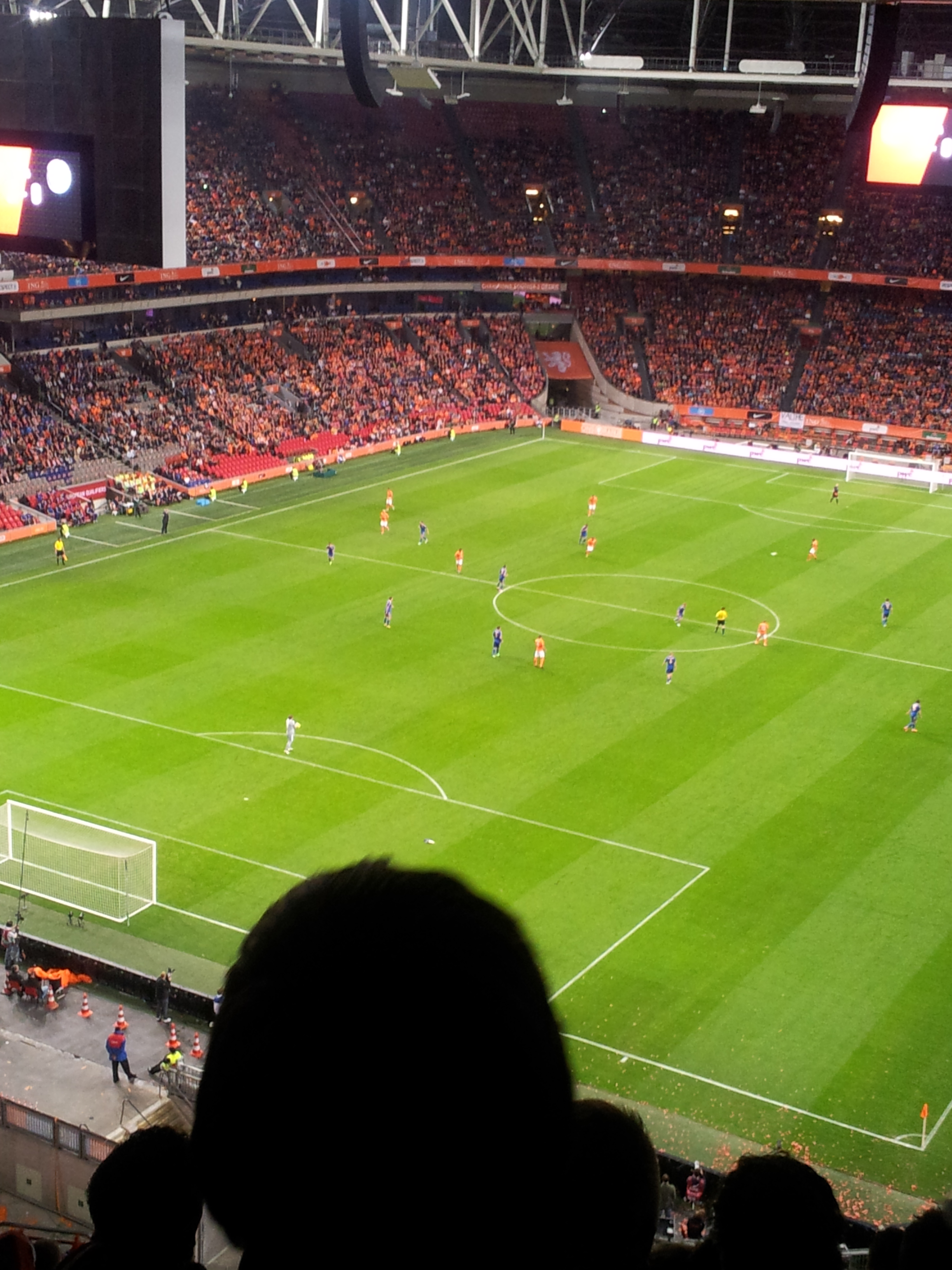 Amsterdam arena wiki everipedia for Arena amsterdam