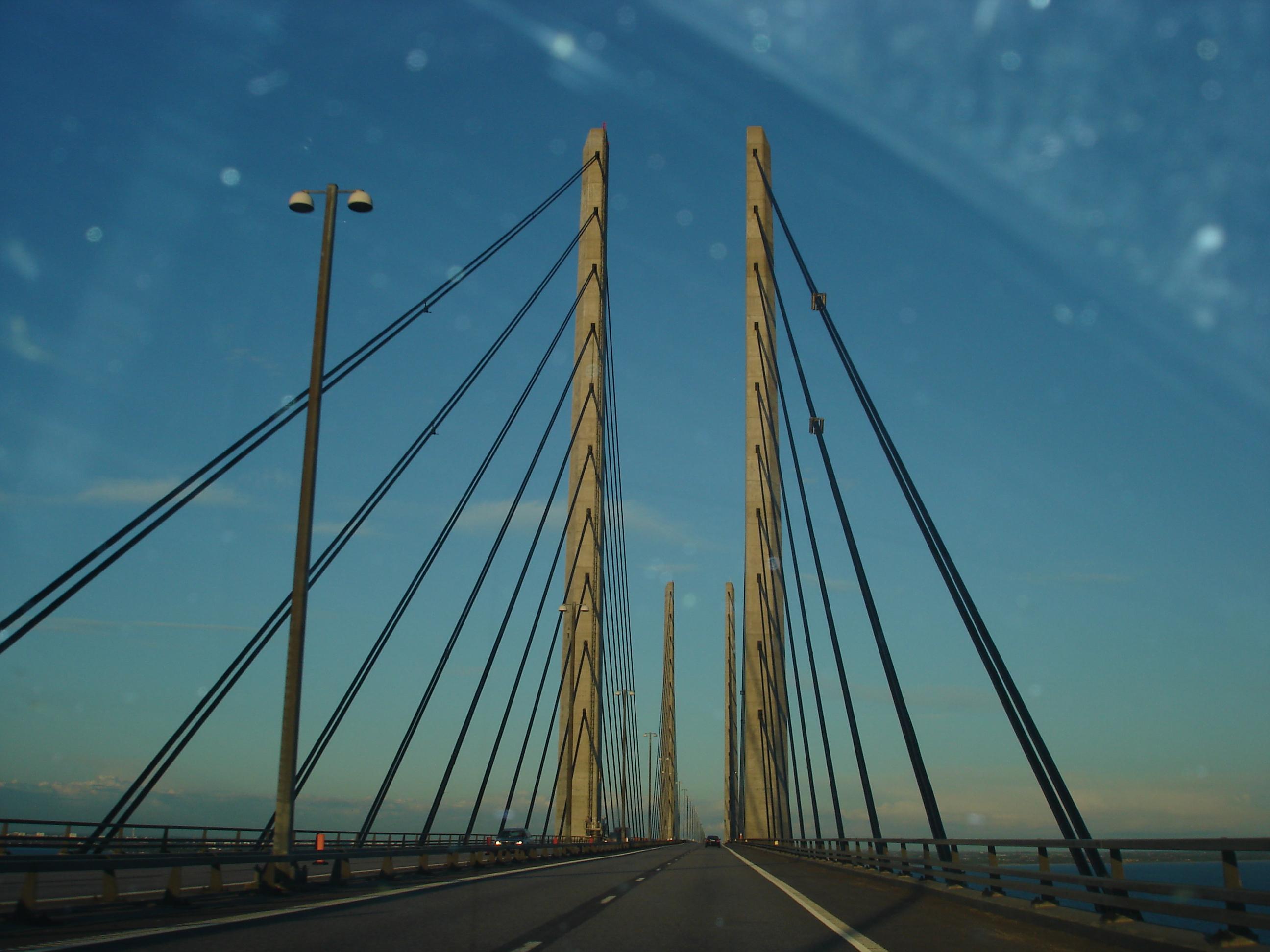 Arhitektura koja spaja ljude - Mostovi The_Oresund_Bridge