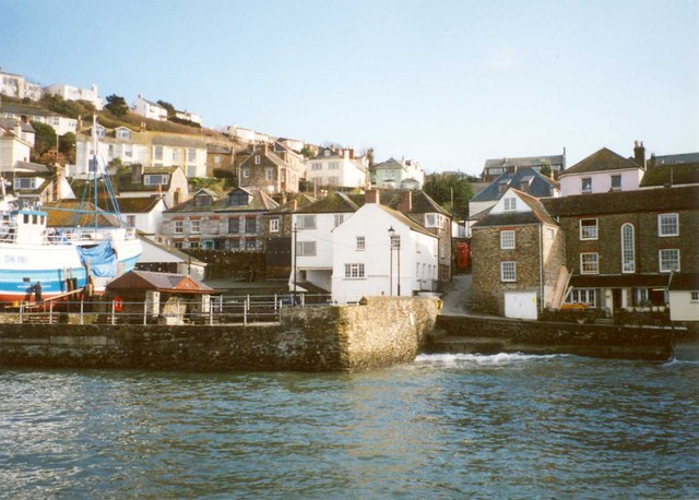 File:The Quay, Polruan, Lanteglos CP - geograph.org.uk - 662588.jpg
