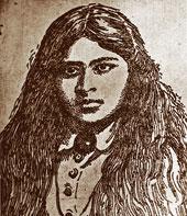 English: Toru Dutt (1856-1877), the Indian poe...