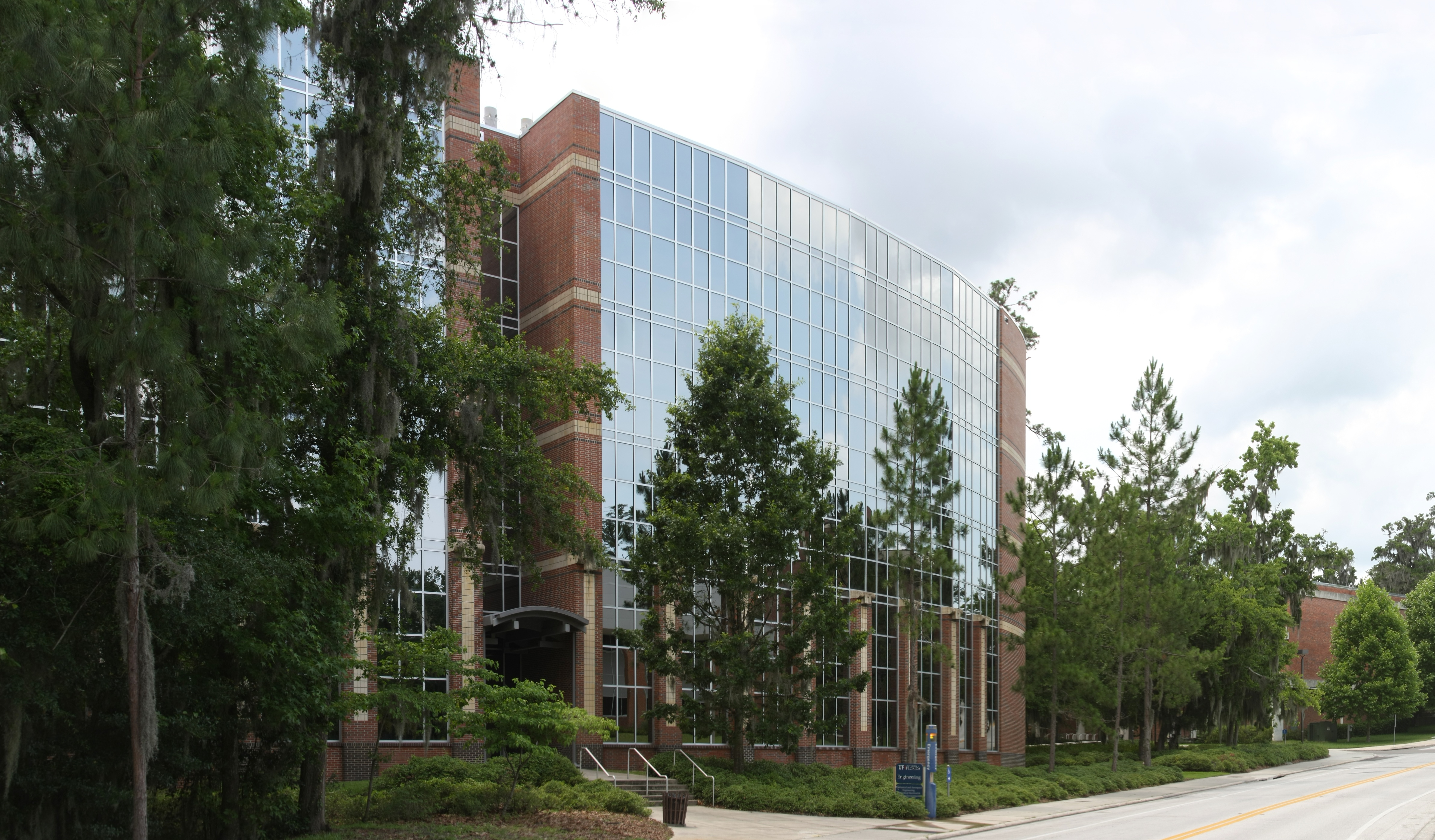 Chemical Engineering Building Uf