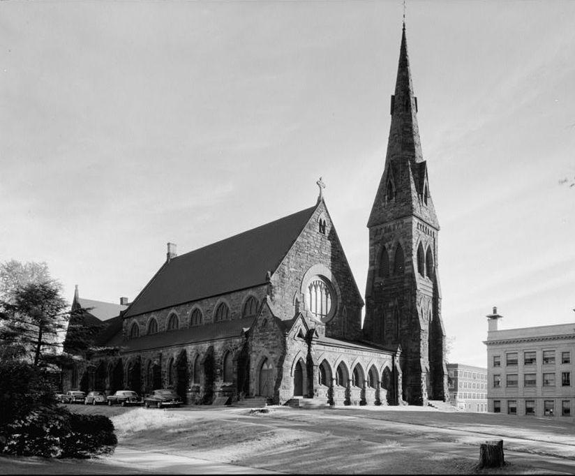 Springfield massachusetts familypedia for Springfield architects