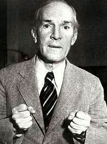 Portrait of Upton Sinclair