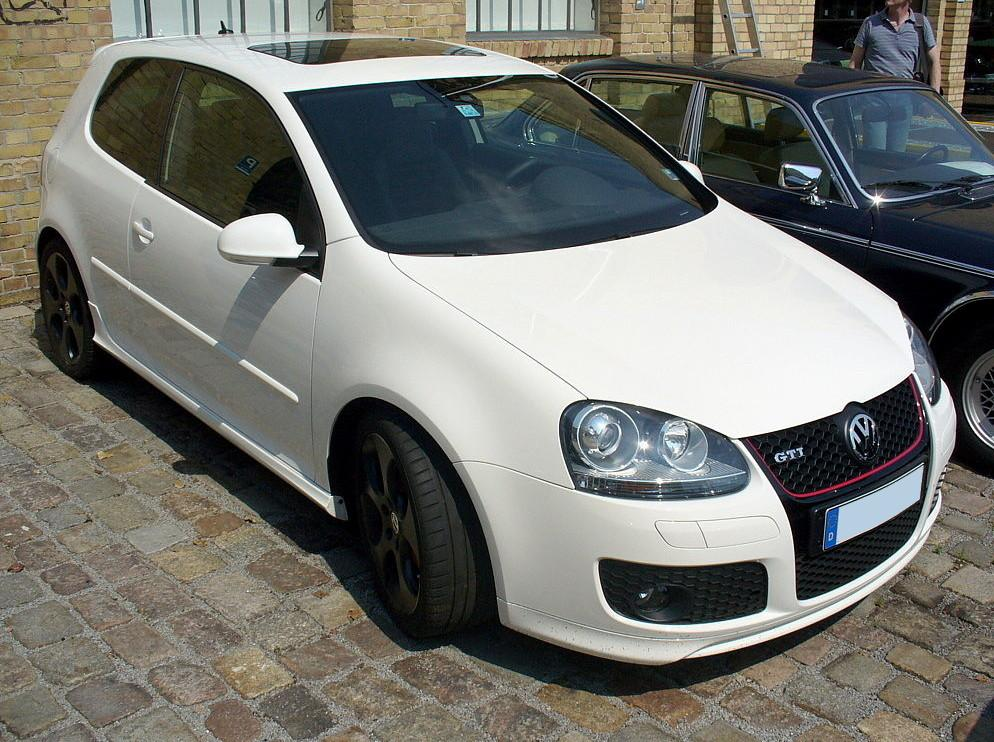 Fil Vw Golf Gti Edition 30 Jpg Wikipedia Den Frie