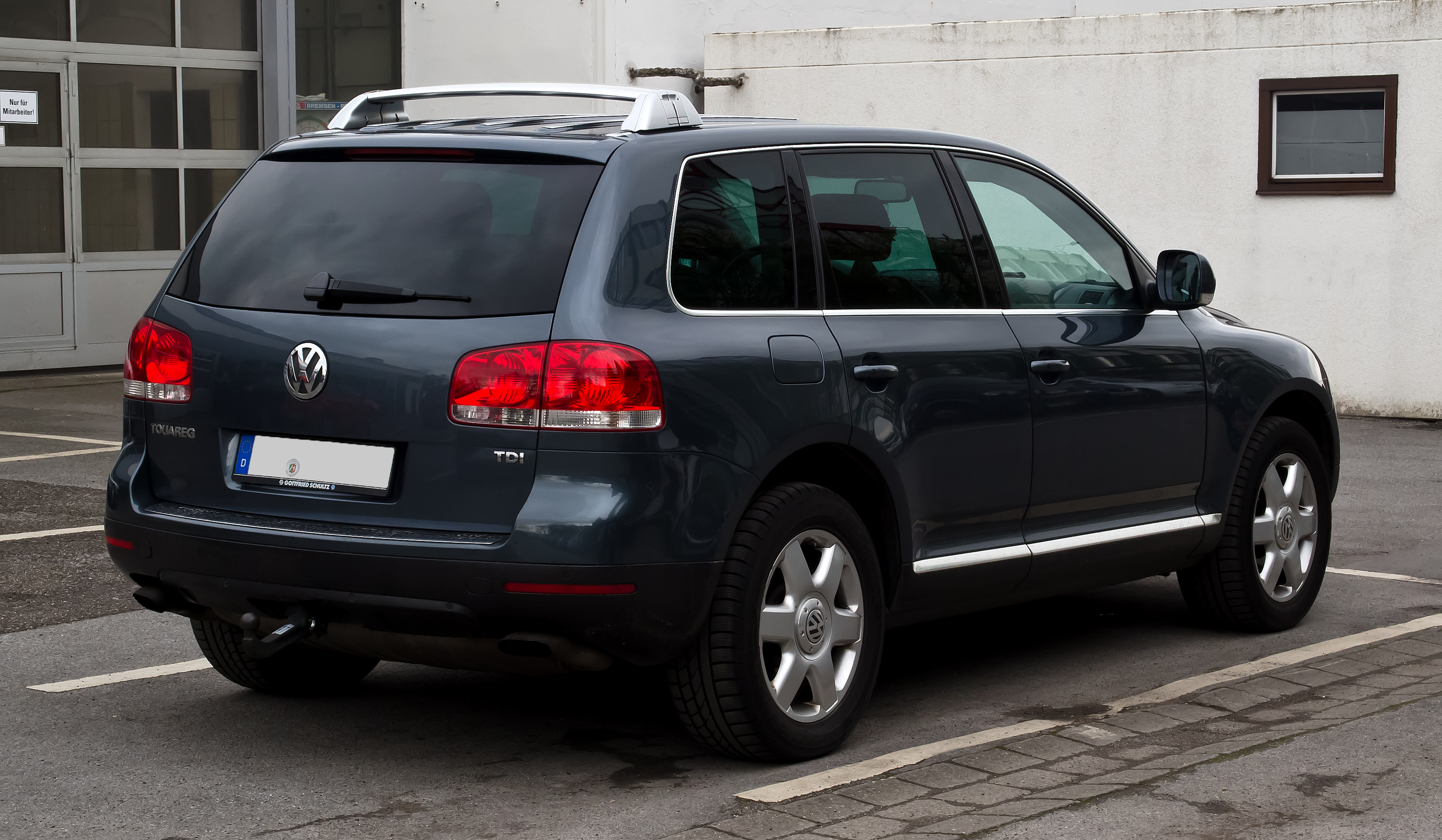 volkswagen touareg 2 v6 tdi for sale cargurus. Black Bedroom Furniture Sets. Home Design Ideas