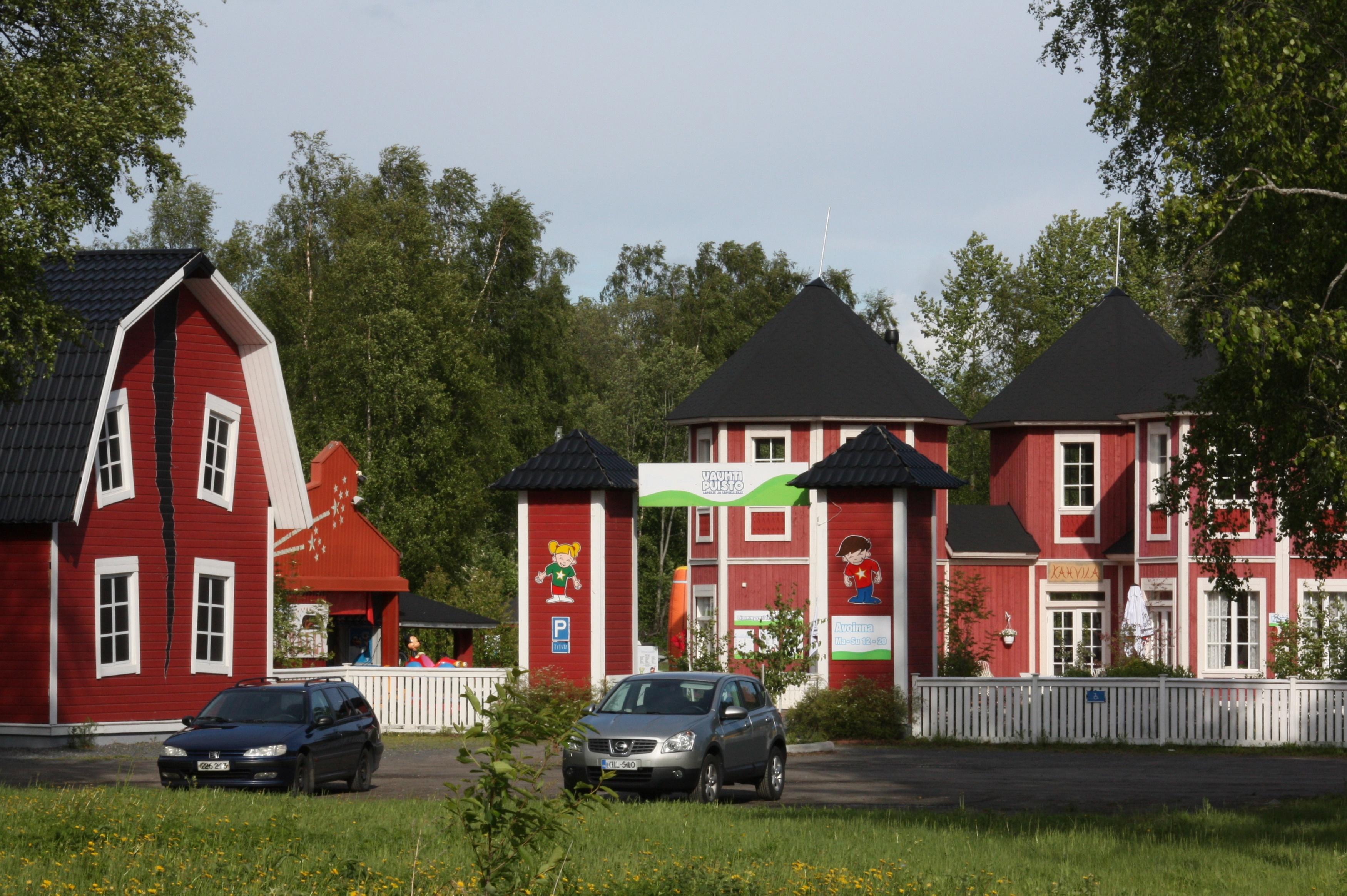 Liikennepuisto Oulu