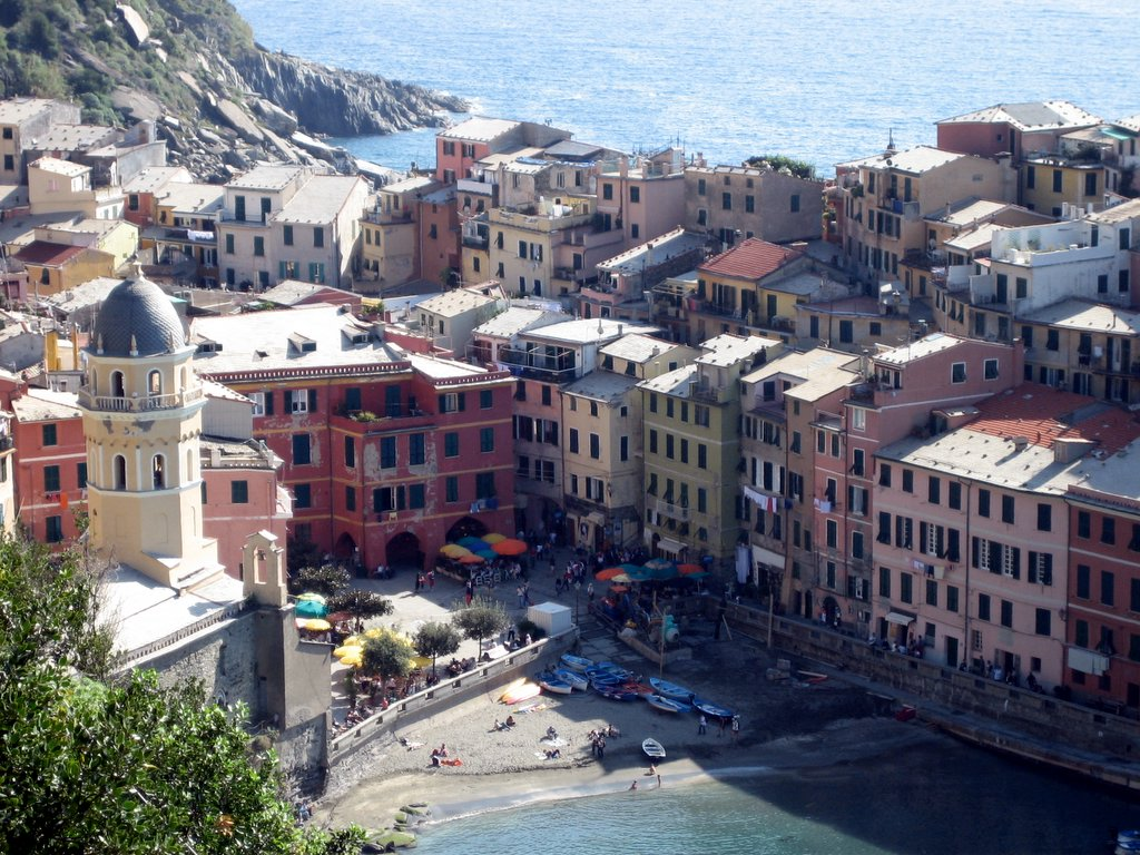 Vernazza Travel Guide At Wikivoyage