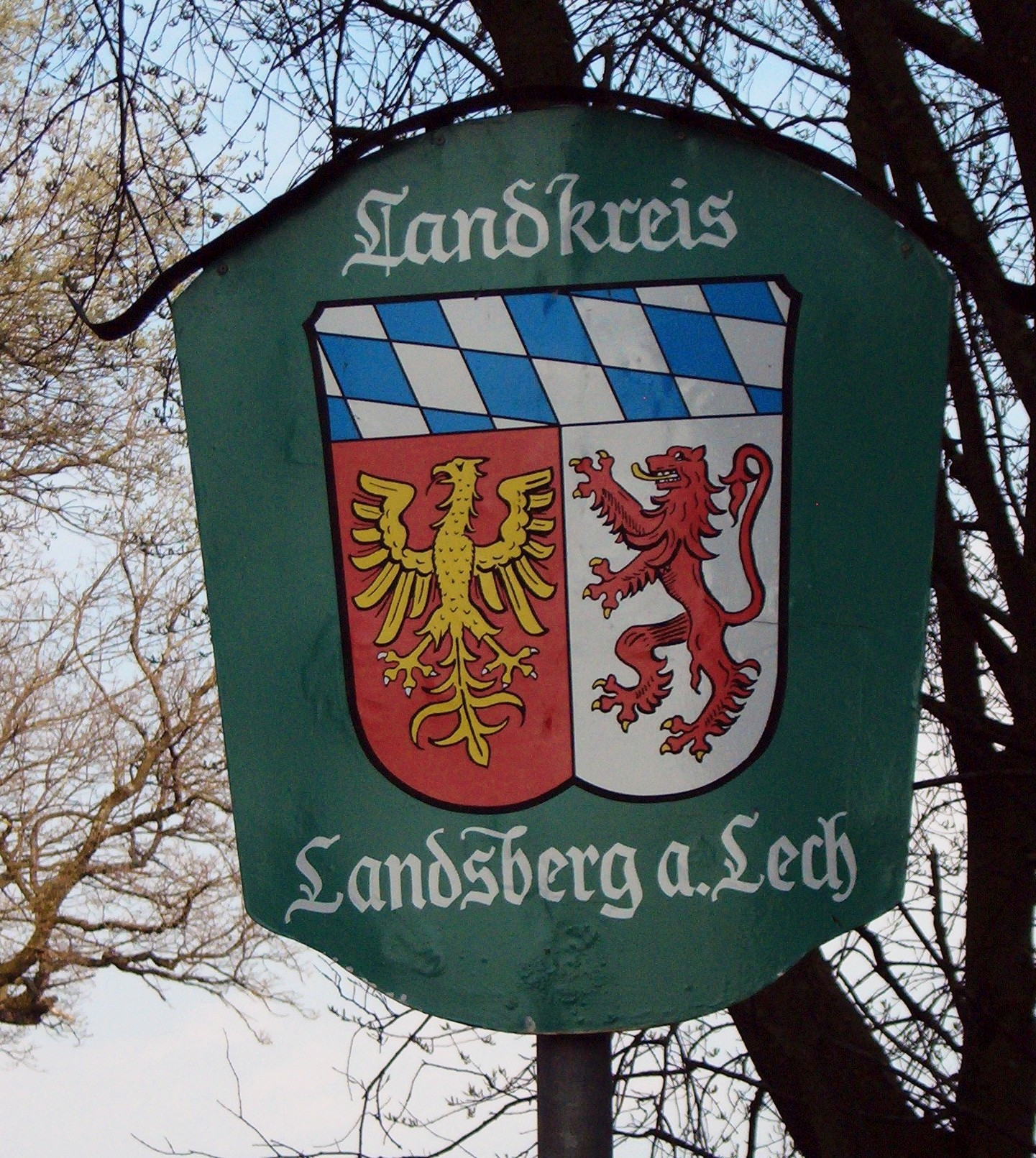 FileWappen Landkreis Landsberg Lech