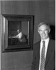 Arthur K. Wheelock Jr. American museum curator