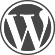 English: WordPress Logo