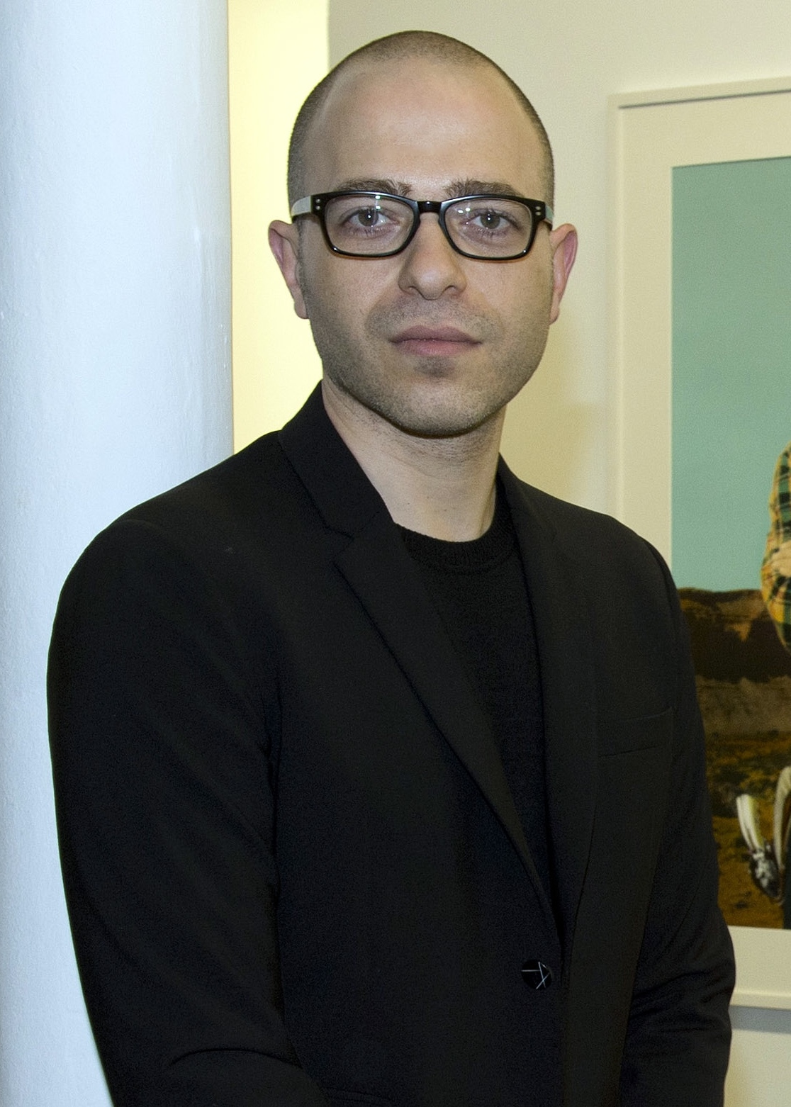 Image of Youssef Nabil from Wikidata