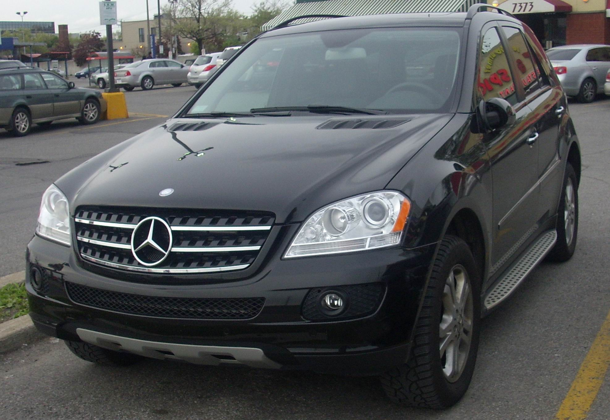 File 06 08 Mercedes Benz Ml350 Jpg Wikimedia Commons