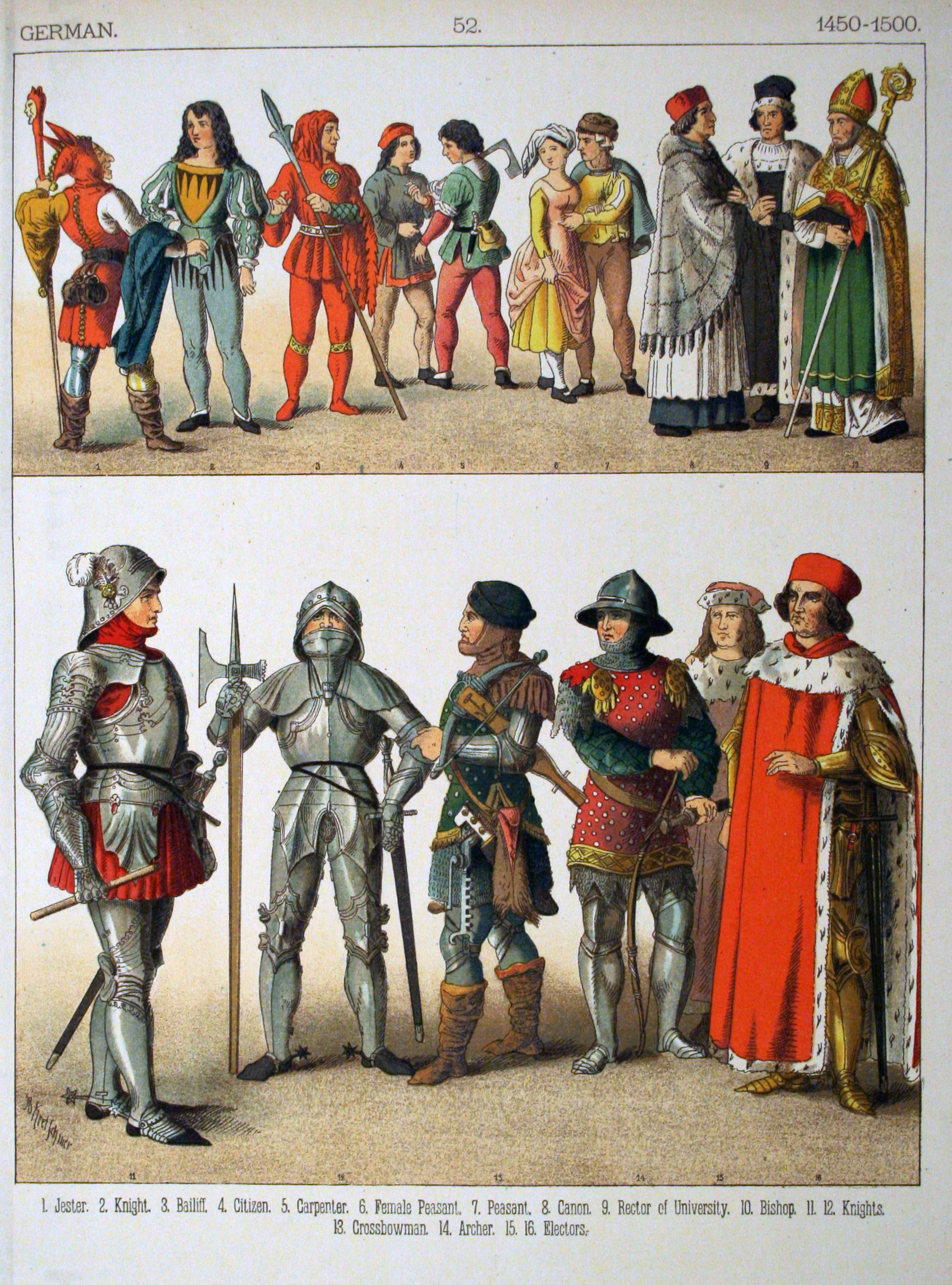 File:1450-1500, German - 052 - Costumes of All Nations (1882