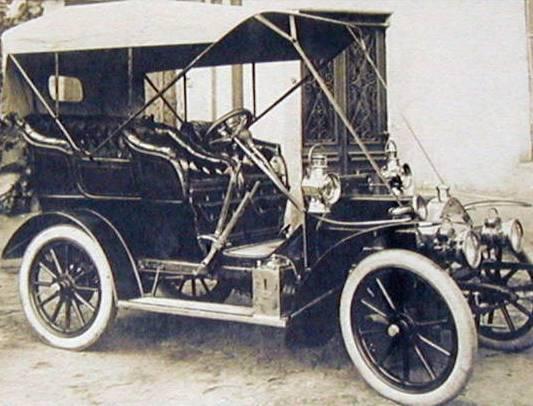 Motorfahrzeugfabrik Ch. Linser  1906_Linser