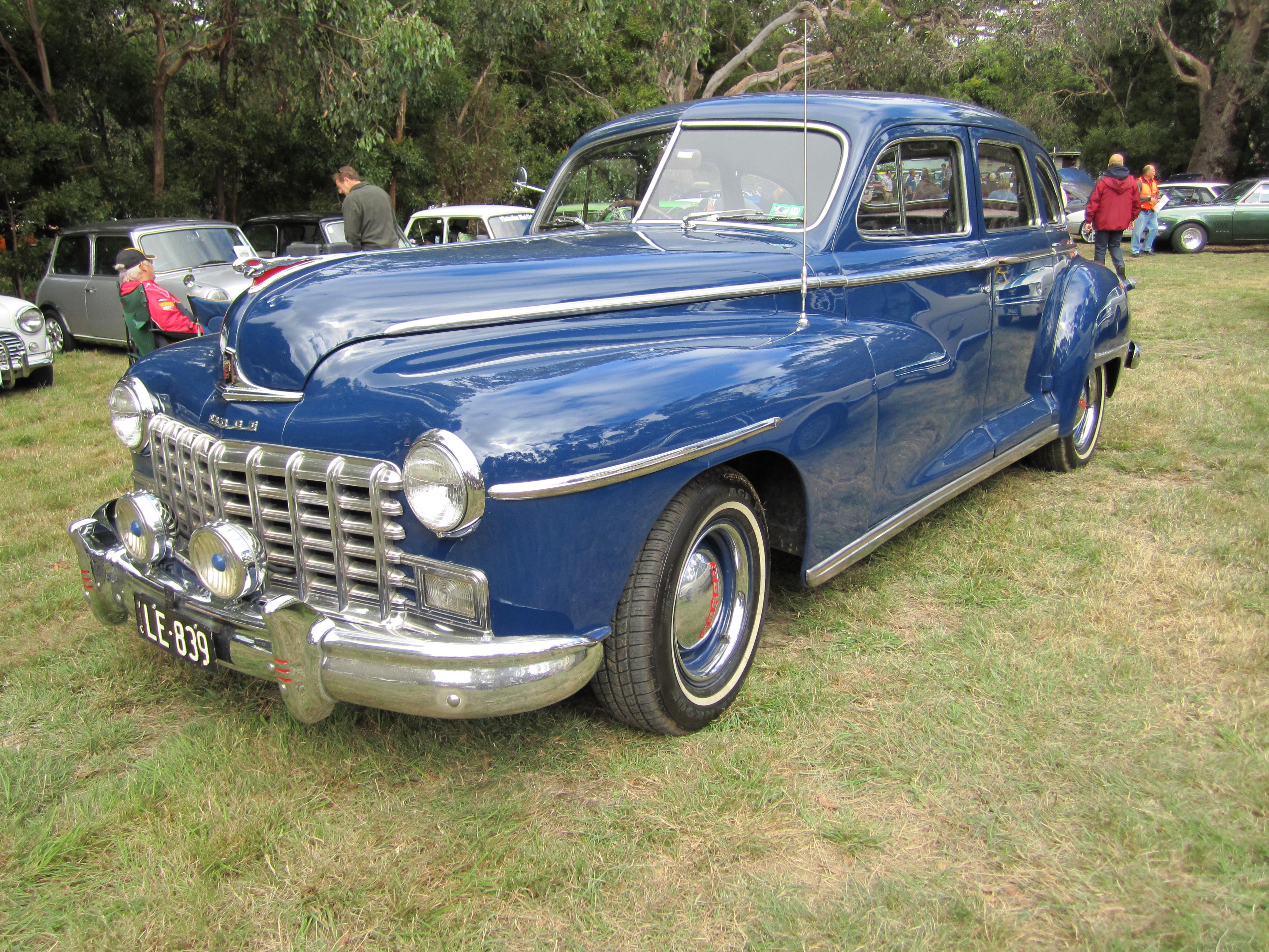 1948 dodge sedan