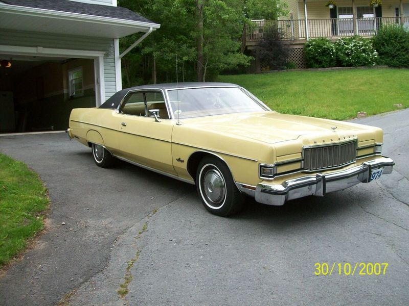 1972 Ford Ltd For Sale >> File:1974 Mercury Marquis Brougham.jpg - Wikimedia Commons
