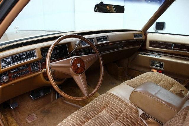 File 1976 Cadillac Coupe Deville Dashboard Jpg Wikimedia