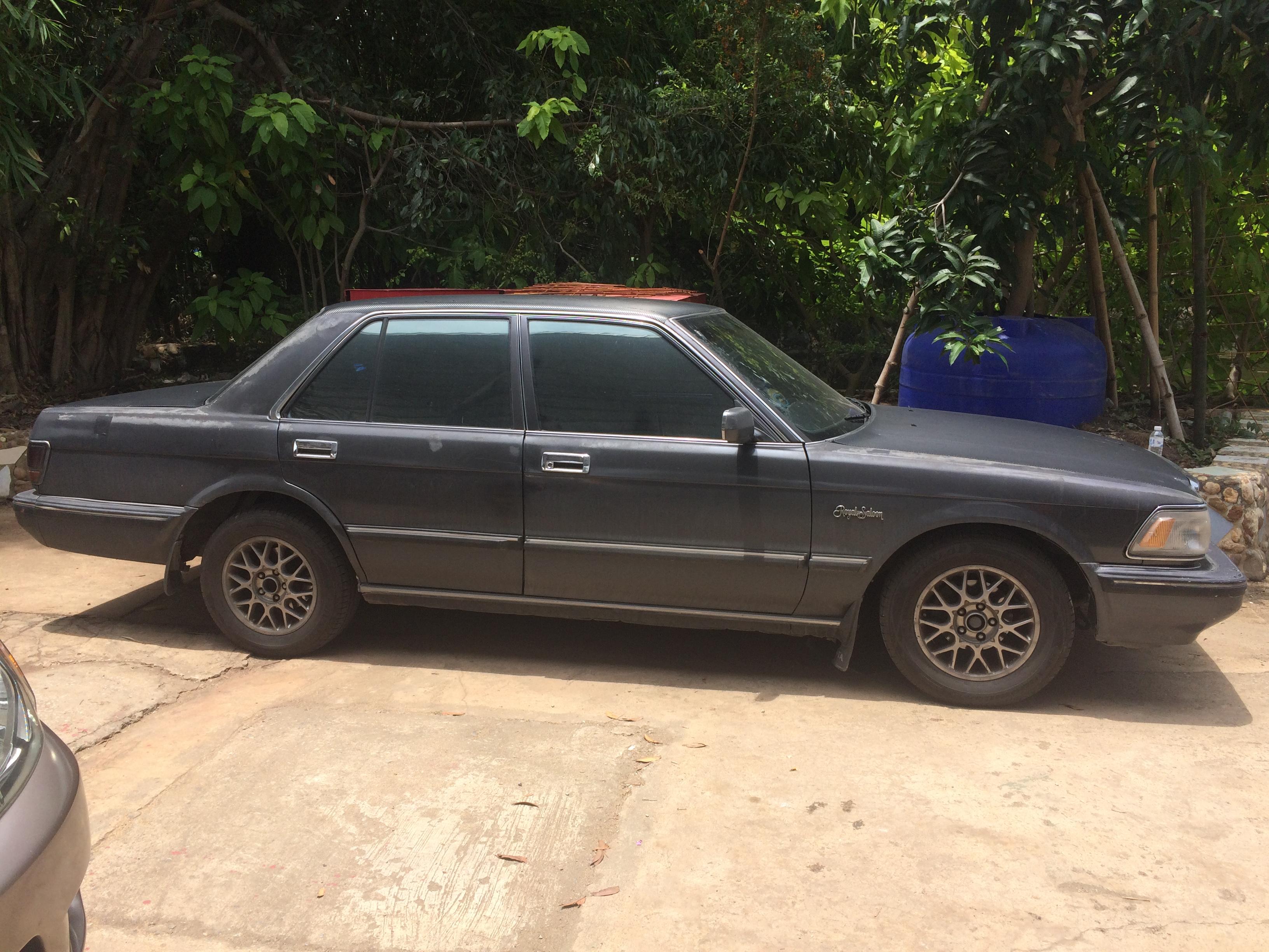 Kekurangan Toyota Crown 1990 Tangguh