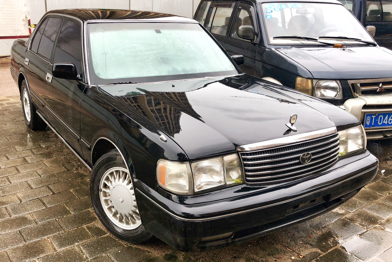 Kelebihan Kekurangan Toyota Crown 1995 Perbandingan Harga