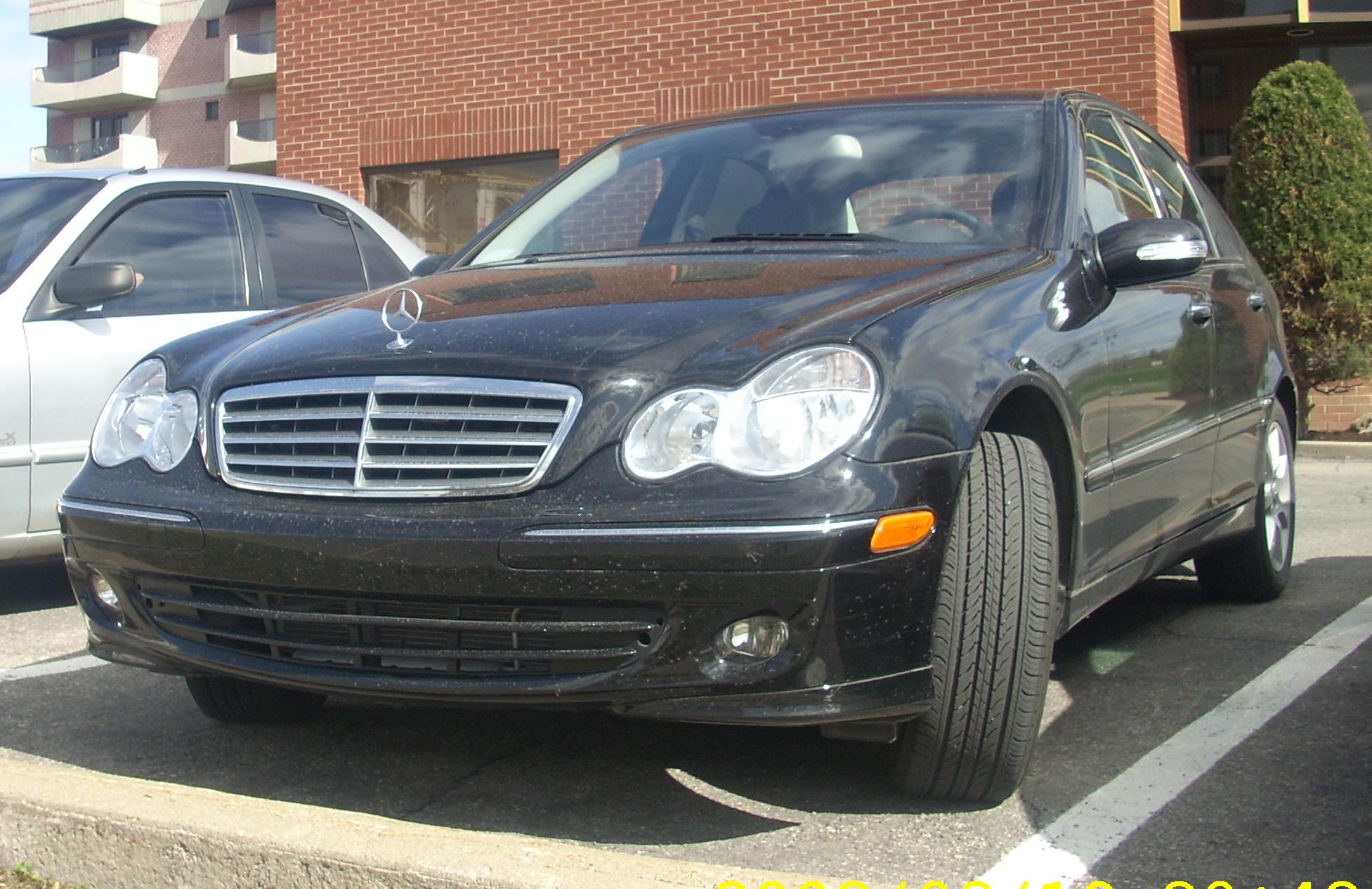 Wonderful File:2005 07 Mercedes Benz C Class Sedan.JPG