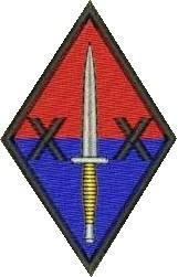 20 Battery Royal Artillery 2007 Crest.jpg