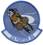 Image illustrative de l'article 22nd Fighter Squadron