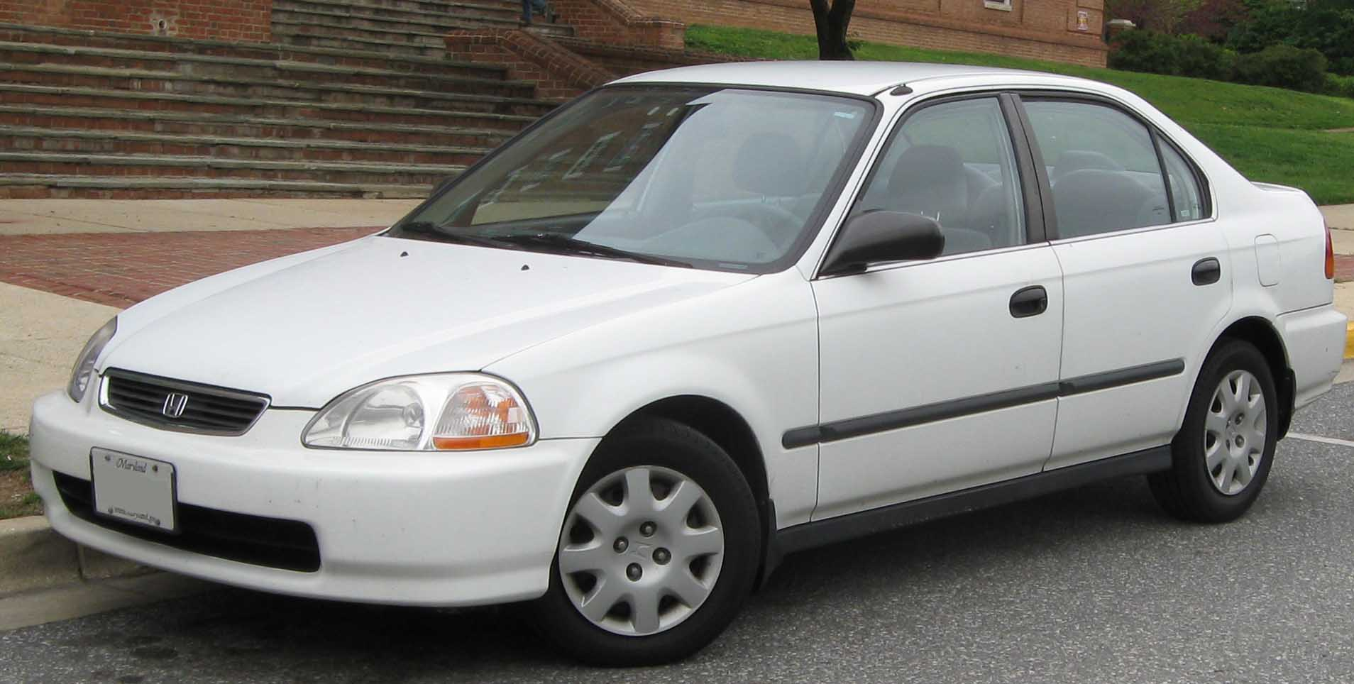 96 98 Honda Civic LX Sedan