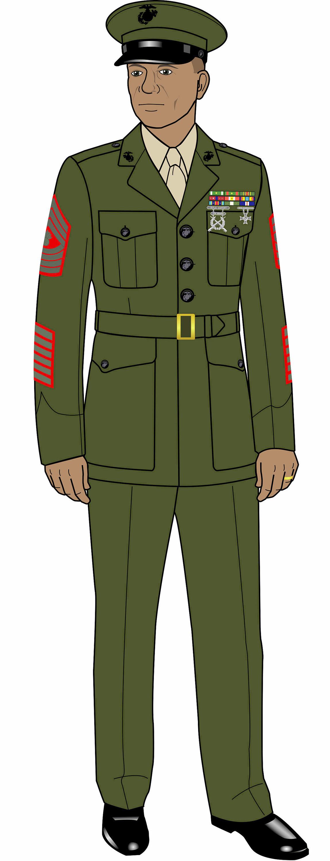 Marine Corps Clothing