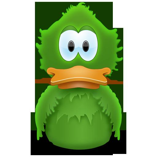 Логотип мессенджера Adium