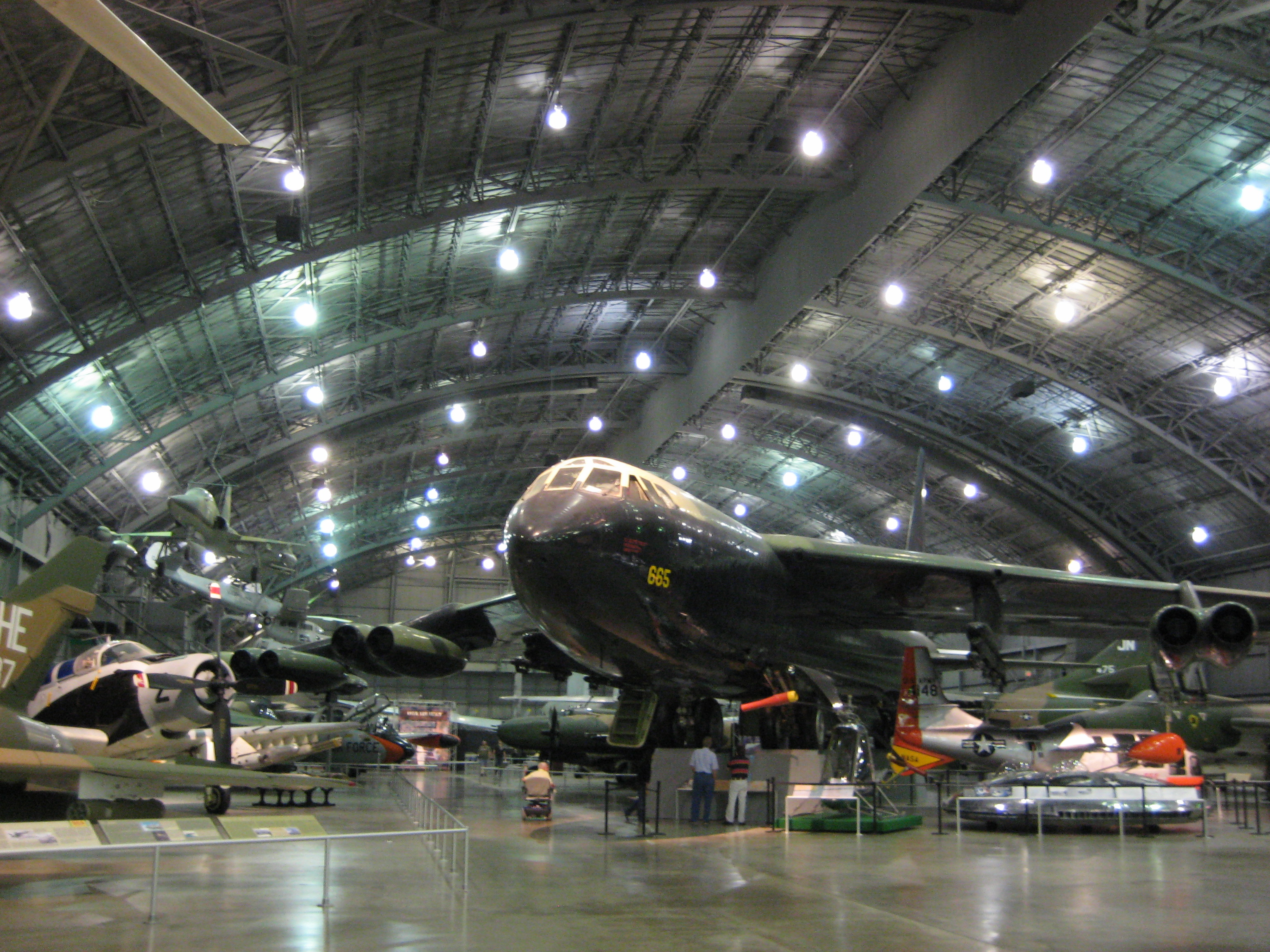 File Air Force Museum Jpg Wikimedia Commons