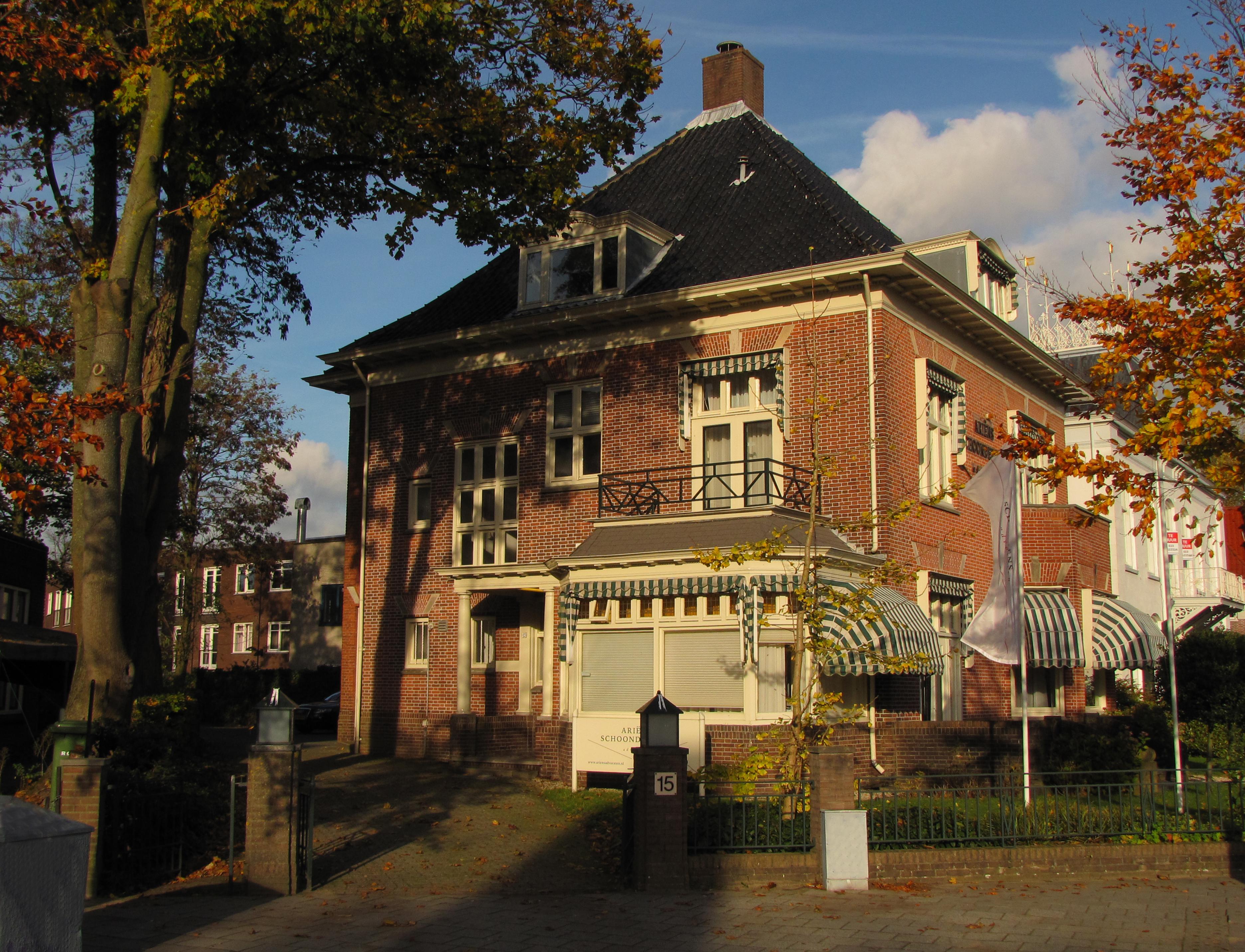 File:Amersfoort, Utrechtseweg 15 GM0307-493.JPG