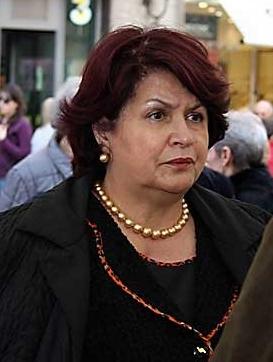 Angela Napoli, deputata FLI